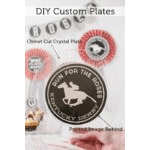 Small & Large Derby Plate Centers