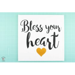 Bless your Heart .svg