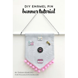 Pin Banner Template 2