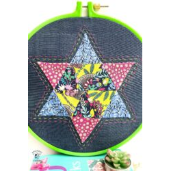 Triangle English Paper Piecing Template