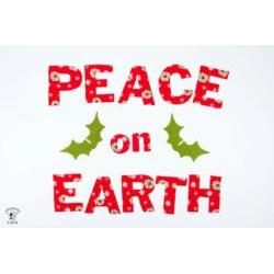 Peace on Earth svg Cut File