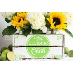 Lime Crush SVG File