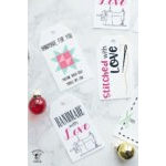 Stitched with Love Tags