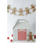 Gingerbread Kit Label