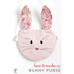 Bunny Bag SVG File