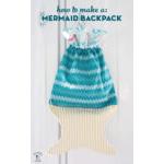 Mermaid Backpack Pattern Piece