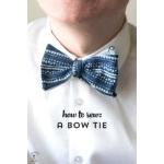 Bow Tie Pattern Piece