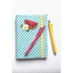 Summer Notebook Applique Pattern