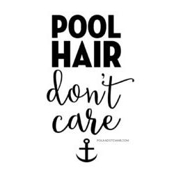 Pool Hair Don