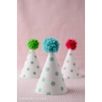 Party Hats; All 3 Colors