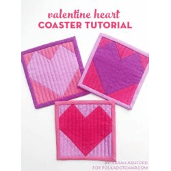 Quilted Heart Pattern