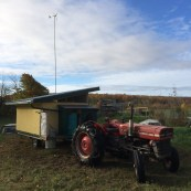 mobile chicken coop and tractor homestead