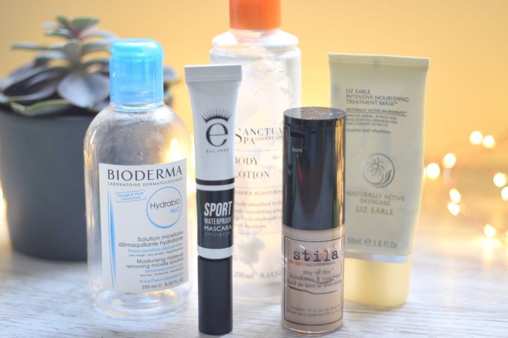 October Empties