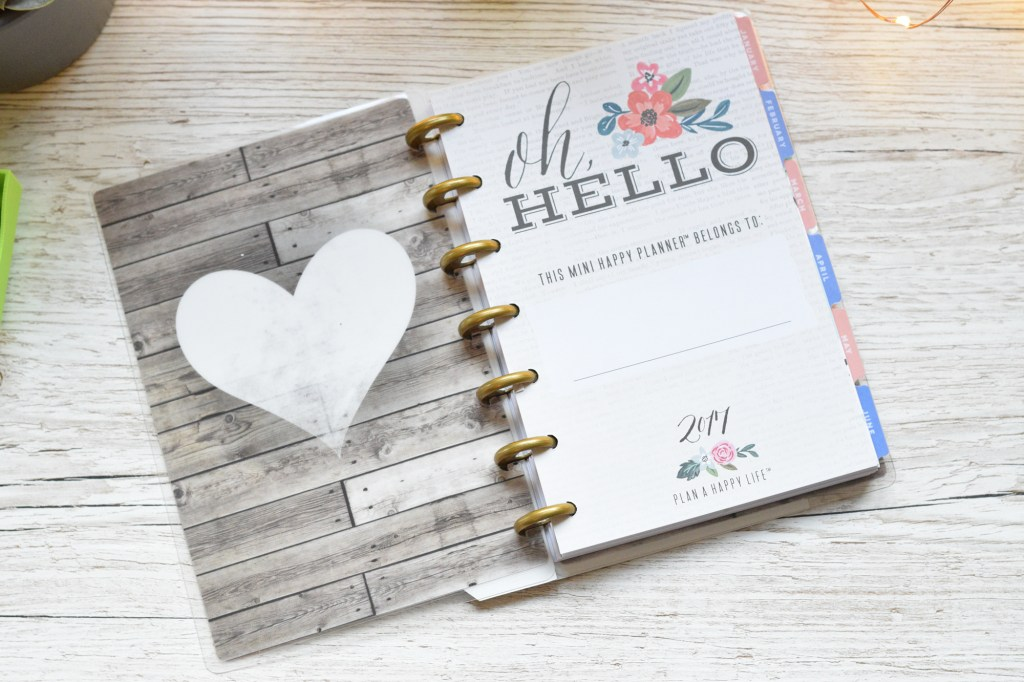 Mini Happy Planner Review » Polkadotparadiso