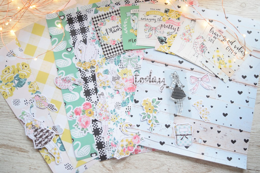 Planner Society scrapbooking