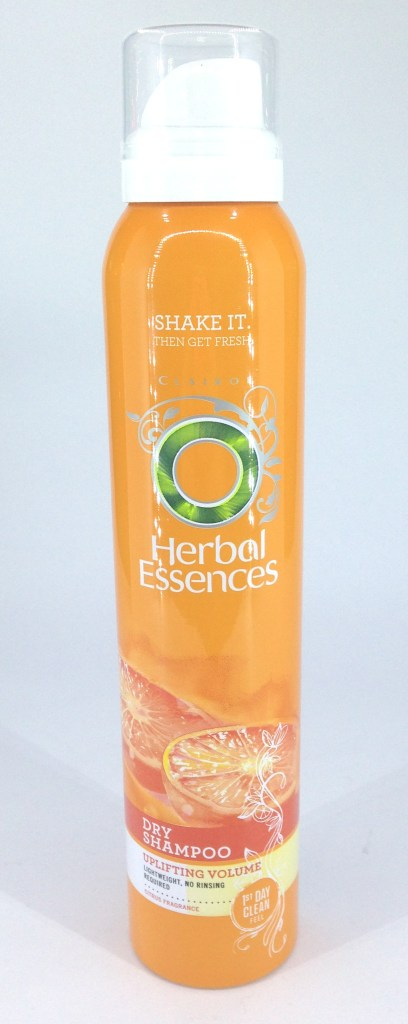 herbal essences dry hair shampoo
