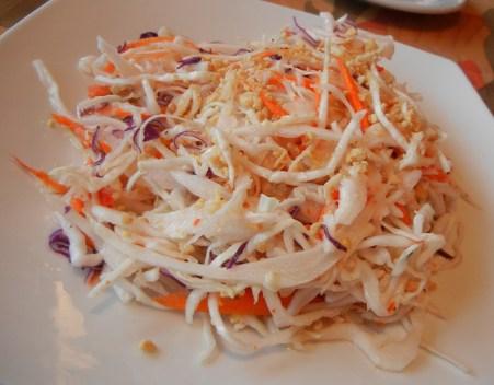 Simply Thai: Cabbage Salad | Christina's Best Life