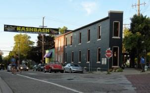 Corner in Ann Arbor