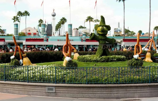 The Path Less Traveled: Walking from Hollywood Studios to Epcot at Walt Disney World