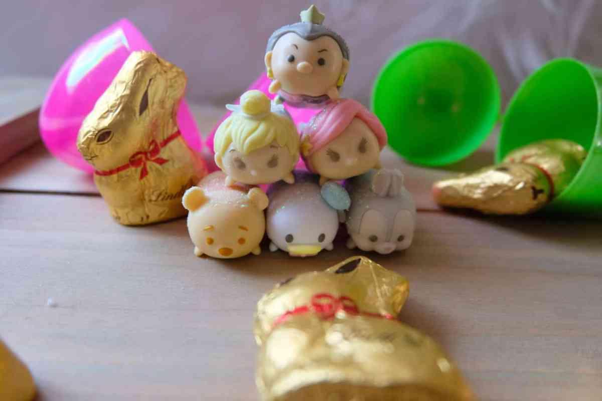 Disney DIY Tsum Tsum Easter Basket