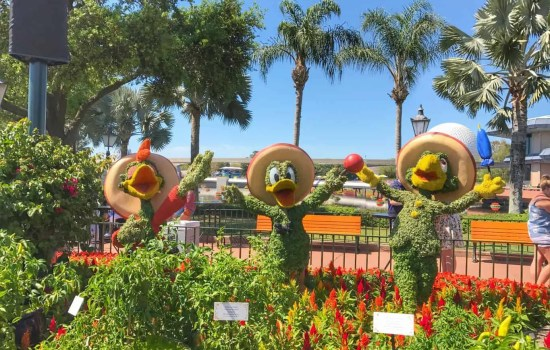 Flower and Garden Festival at Epcot: Why You Should Go