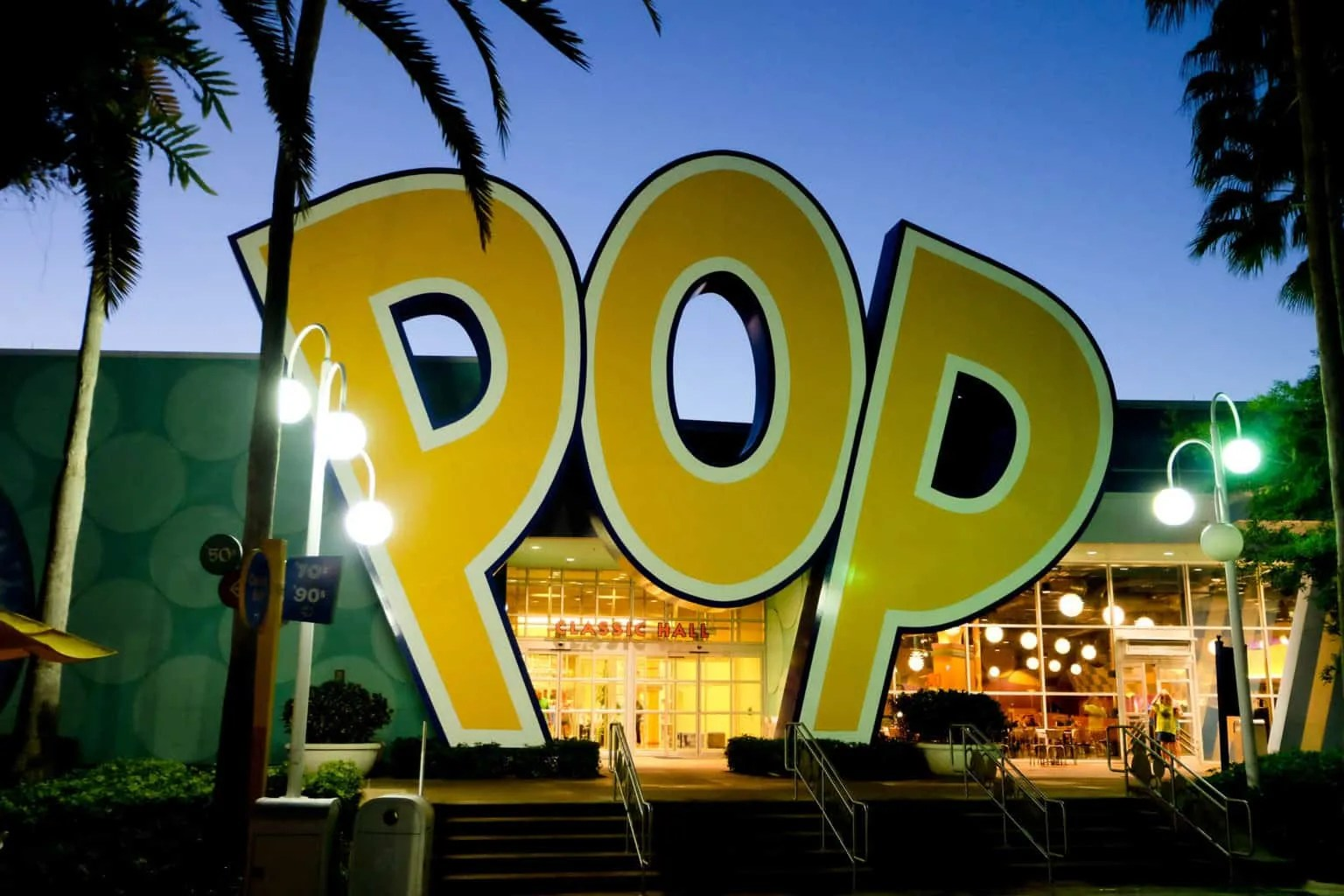 Pop Century: A Disney Resort Review