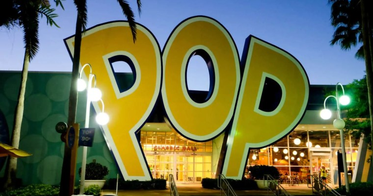 Pop Century: A Disney Resort Review