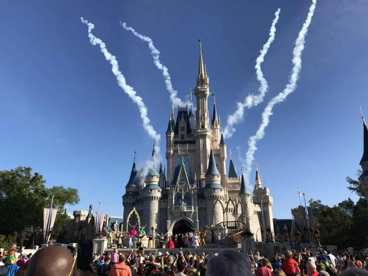 New Rope Drop and Opening Ceremony at Magic Kingdom