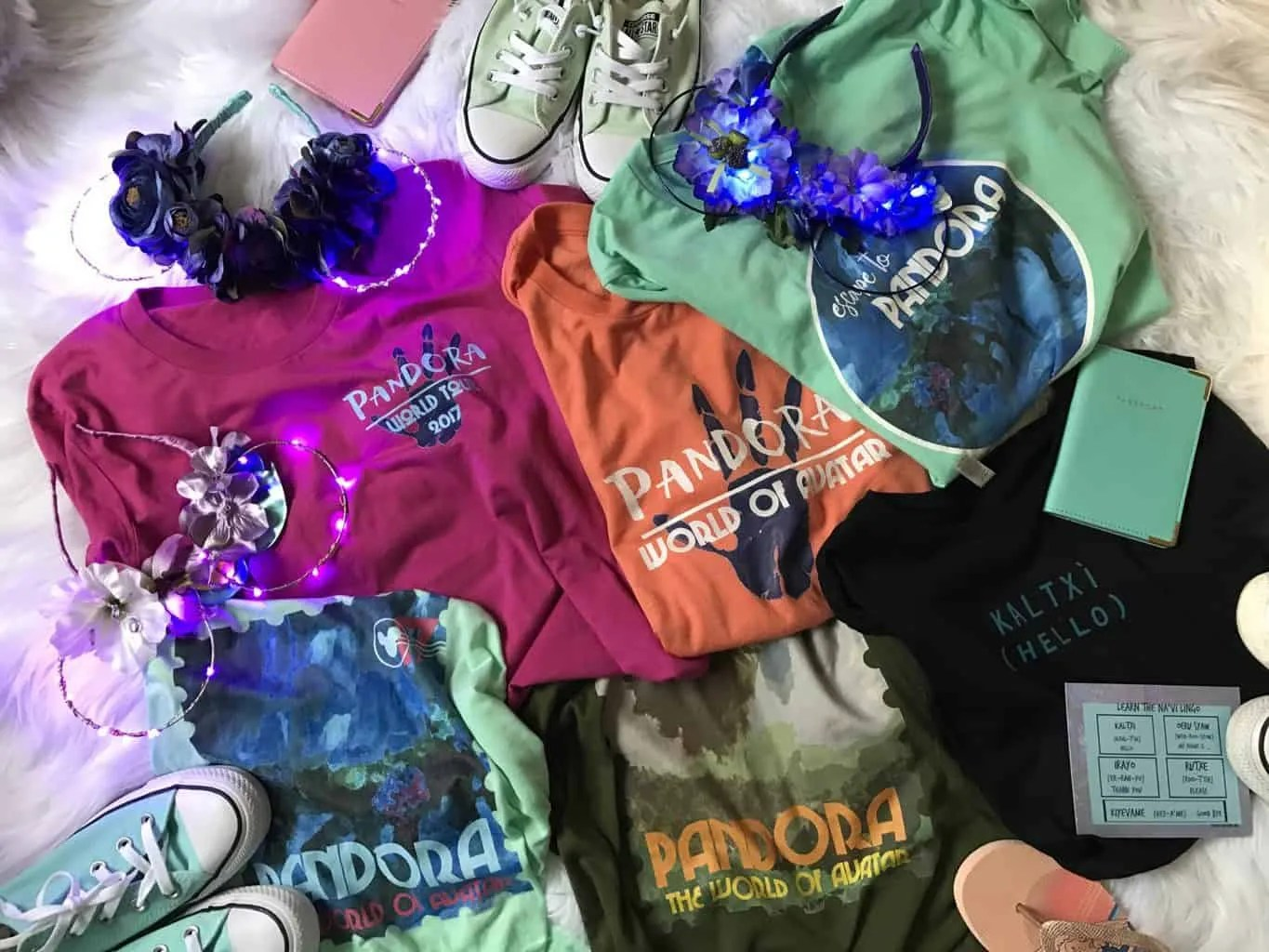 Walt Disney World's Pandora World of Avatar Merch