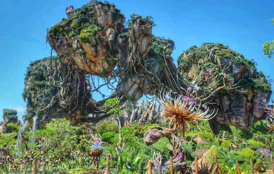 Pandora: The World of Avatar at Walt Disney World Animal Kingdom Review