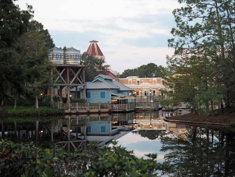 Port Orleans Riverside Resort at Walt Disney World Review