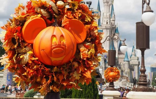 The Magic that can happen when its Autumn: Why we love Walt Disney World in the Fall