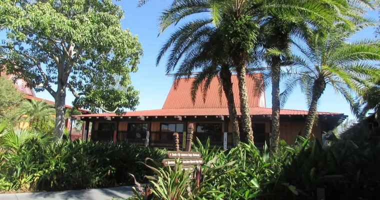 5 Things: The Polynesian Resort Walt Disney World