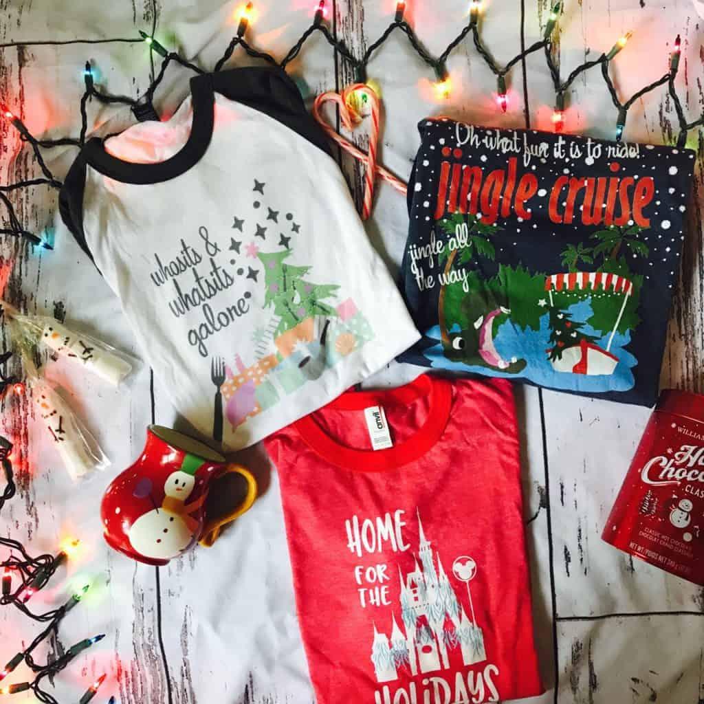 christmasdisney chistmas disney shirts polkadotsandpixiedust.com