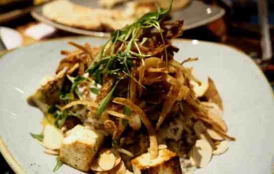 Sanaa Restaurant Review at Animal Kingdom Lodge Kidani Village