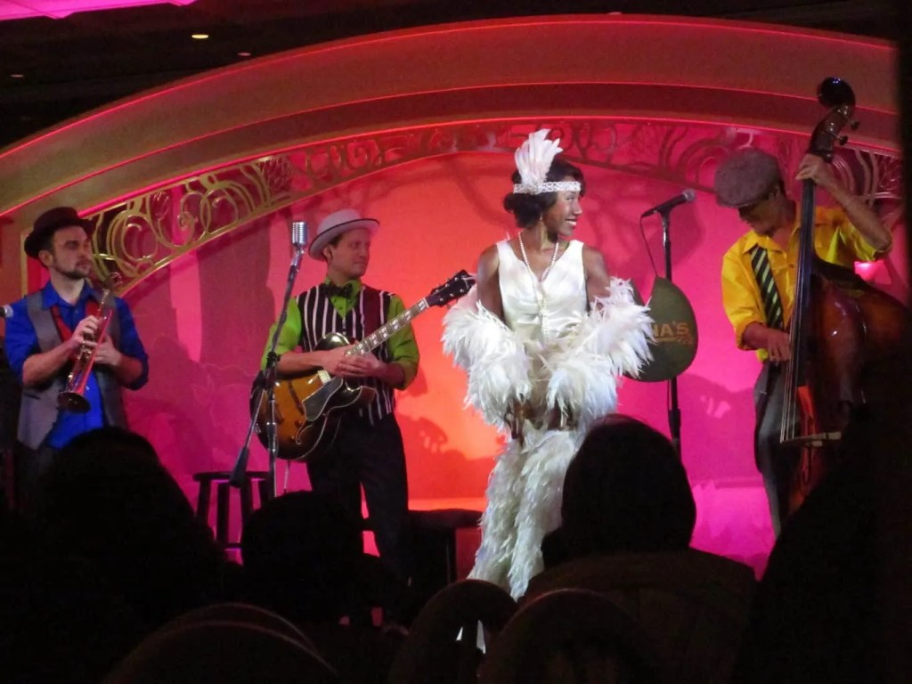 tianas place entertainment disney wonder