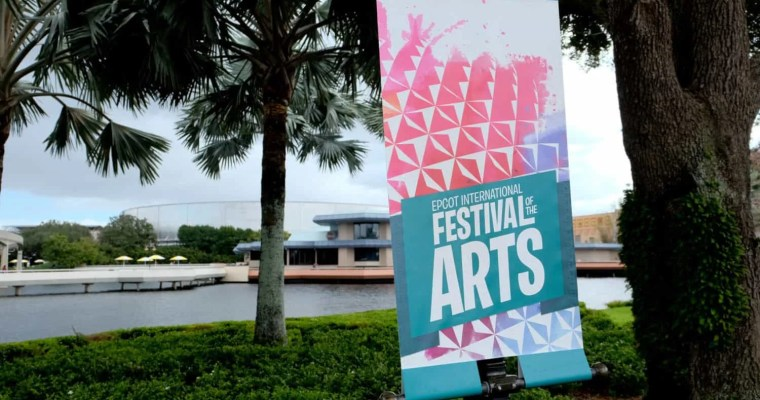 Why you should visit Epcot's International Festival of the Arts