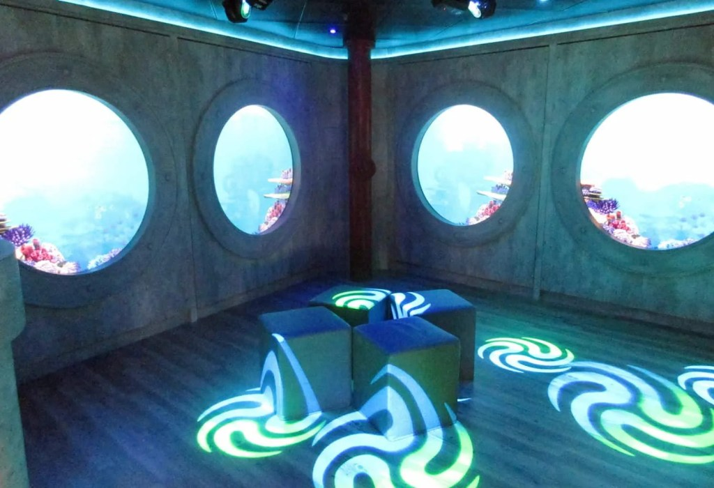 tween spaces at disney wonder