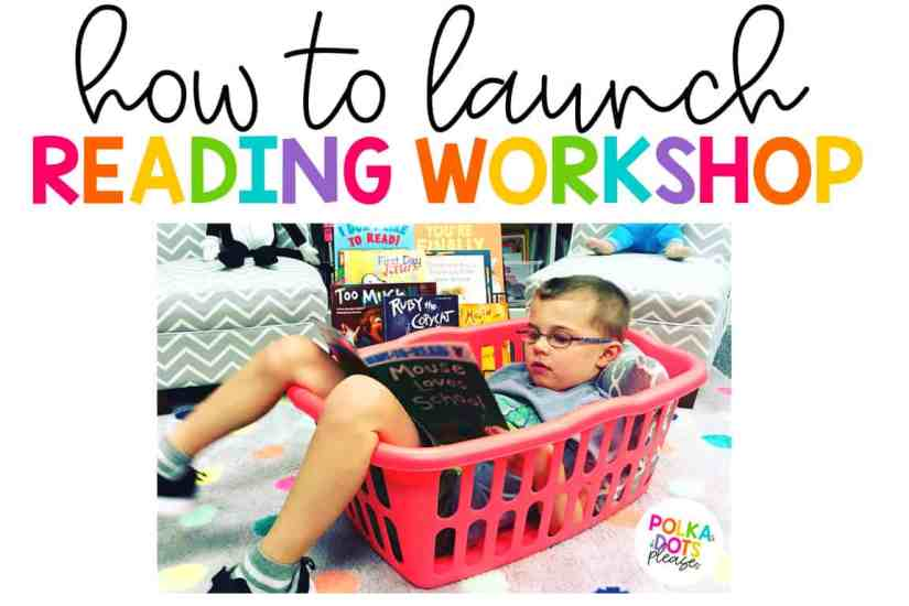 reading workshop routines