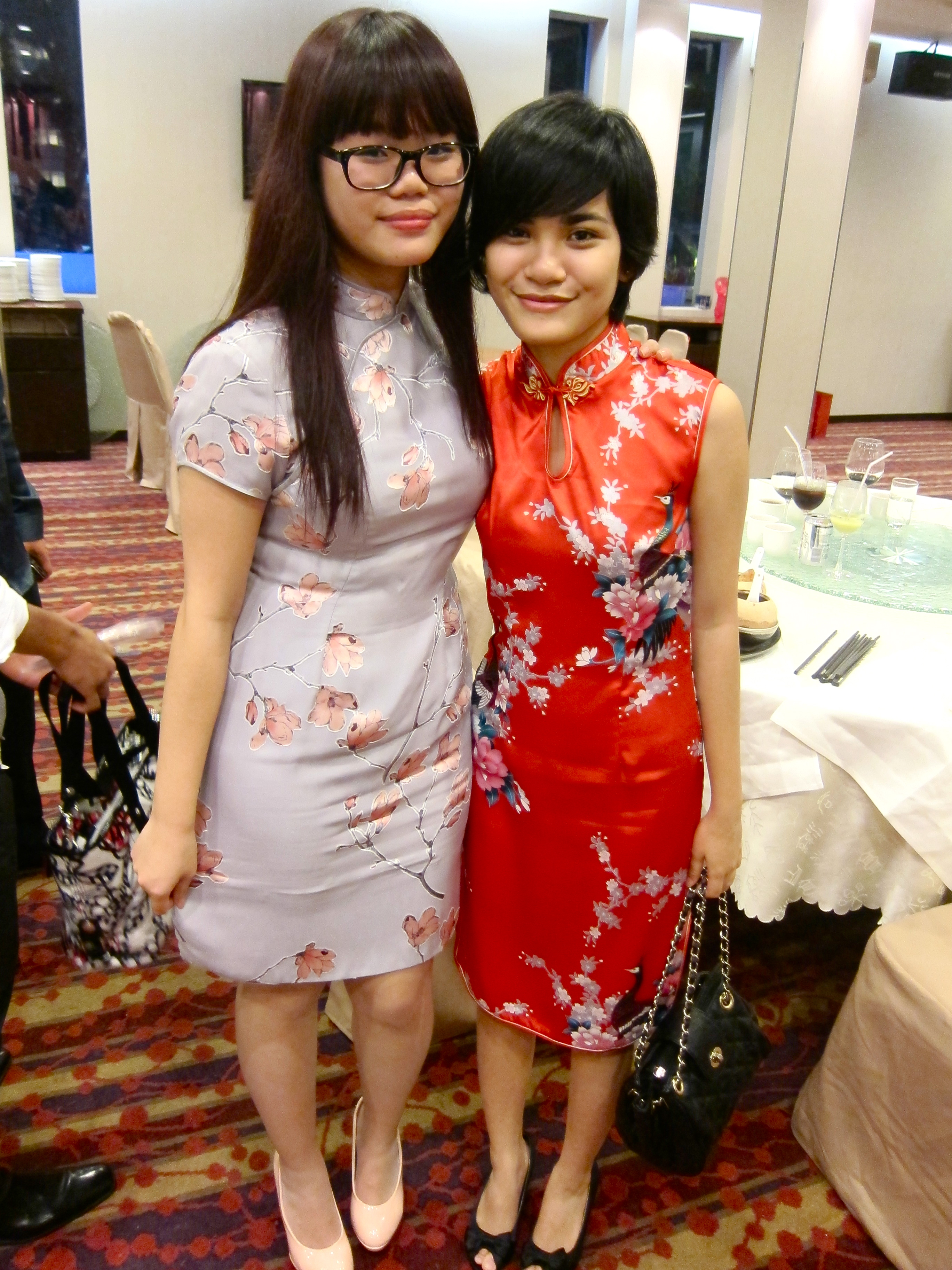 Chinese New Year Traditional Clothing D