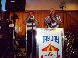 Ray Jay and the Carousels