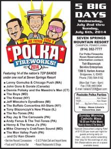 2014 polka fireworks newspaper ad