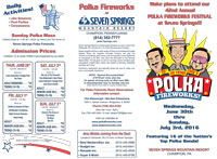 Polka Fireworks Brochure