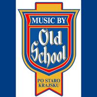 old school polka logo