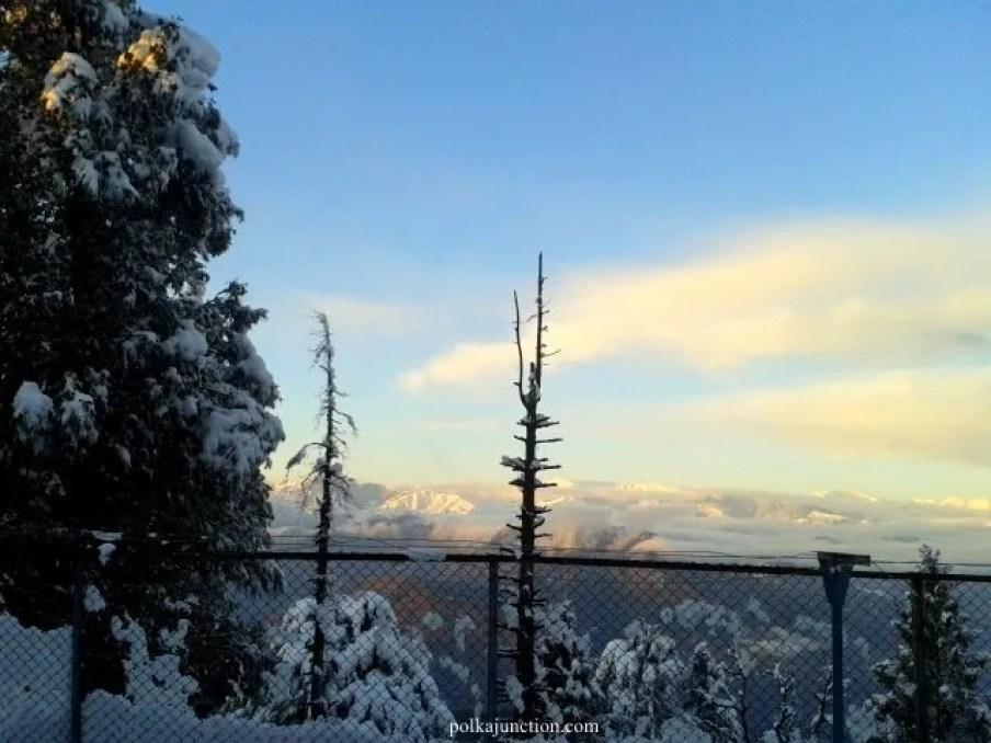 Dalhousie Snowfall