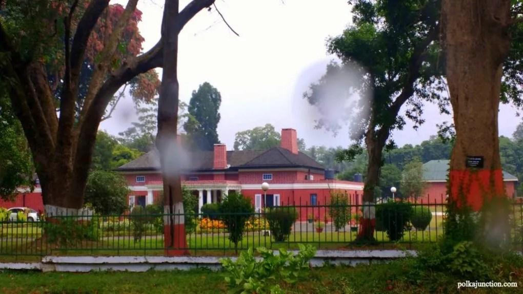 FRI : Officer's Guest House