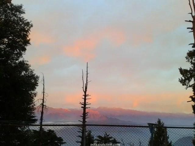 Daljhousie sunsets