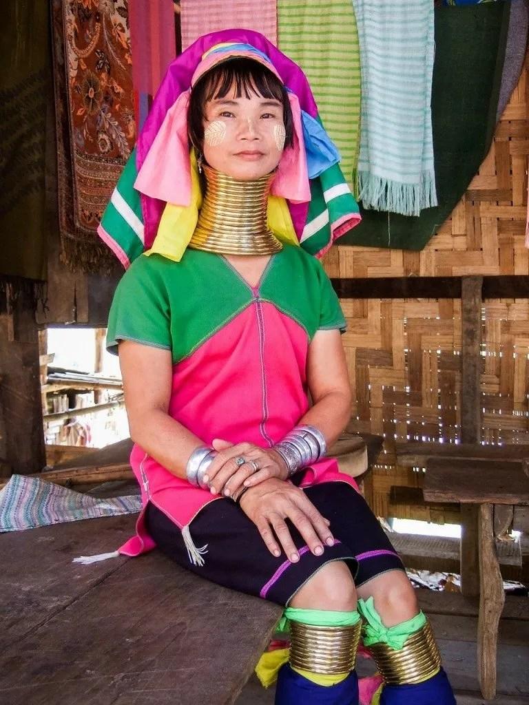 Karen Tribes in Chiang Mai