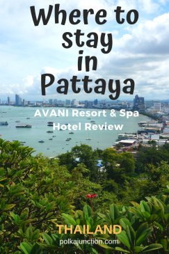 Read my review of Avani Pattaya Resort & Spa in Thailand Asia | Travel | Thailand | SEAsia | Hotel | Review | TravelBlogger | #asia #thailand #travel #review #hotel #resort #pattaya #travelblogger