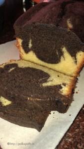 Marble Pound Cake | Perfect Marble Pound Cake